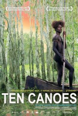 Постер фильма Десять лодок (2006)