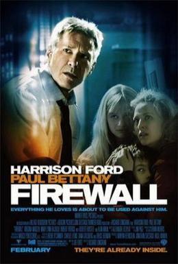 Постер фильма Огненная стена (2006)