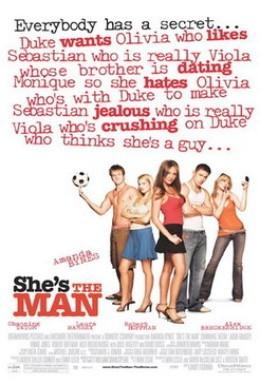 Постер фильма Она – мужчина (2006)