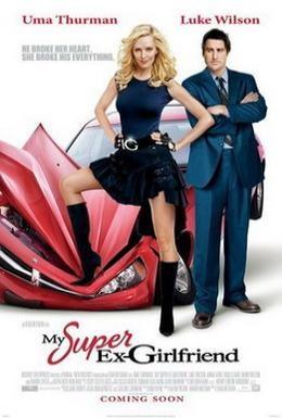 Постер фильма Моя супер-бывшая (2006)