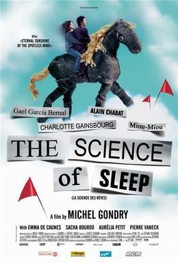 Постер фильма Наука сна (2006)