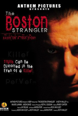 Постер фильма Бостонский Душитель (2006)