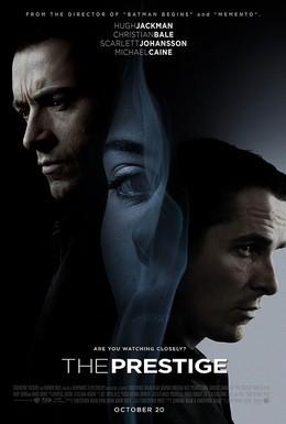 Постер фильма Престиж (2006)