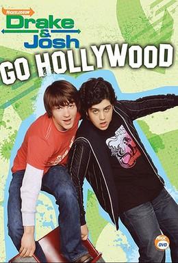 Постер фильма Дрейк и Джош в Голливуде (2006)