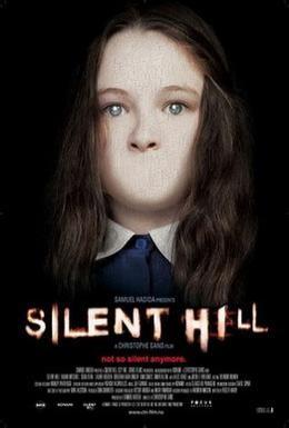 Постер фильма Сайлент Хилл (2006)