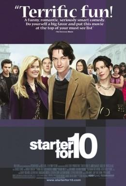 Постер фильма Попасть в десятку (2006)