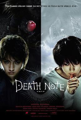Постер фильма Тетрадь смерти (2006)