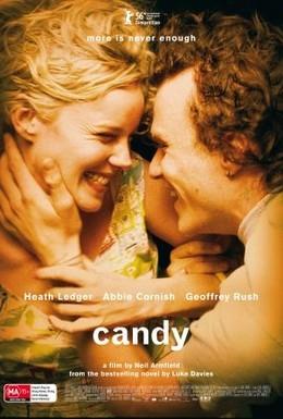 Постер фильма Кэнди (2006)