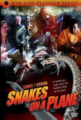 Постер фильма Змеиный полет (2006)