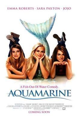 Постер фильма Аквамарин (2006)