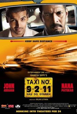 Постер фильма Такси №9211 (2006)