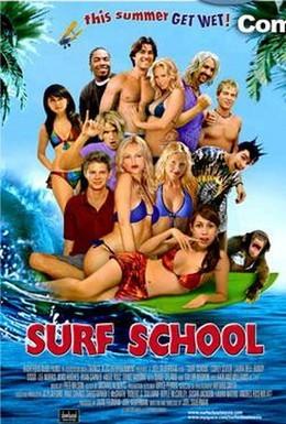 Постер фильма Школа серфинга (2006)