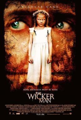 Постер фильма Плетеный человек (2006)