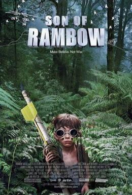 Постер фильма Сын Рэмбо (2007)