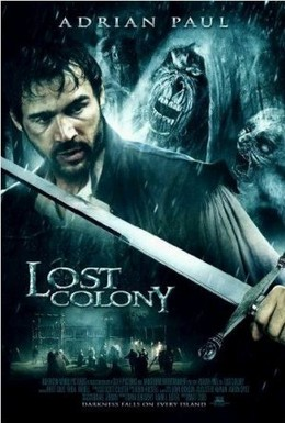 Постер фильма Затерянная колония (2007)