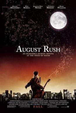 Постер фильма Август Раш (2007)