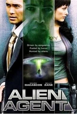 Постер фильма Агент пришельцев (2007)
