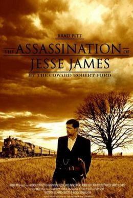Постер фильма Как трусливый Роберт Форд убил Джесси Джеймса (2007)