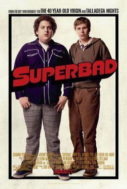 Постер фильма SuperПерцы (2007)