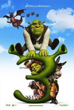 Постер фильма Шрэк Третий (2007)