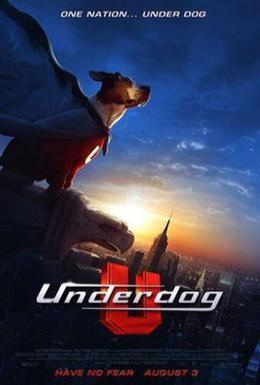 Постер фильма Суперпес (2007)