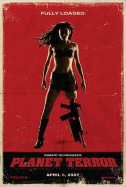Постер фильма Планета страха (2007)