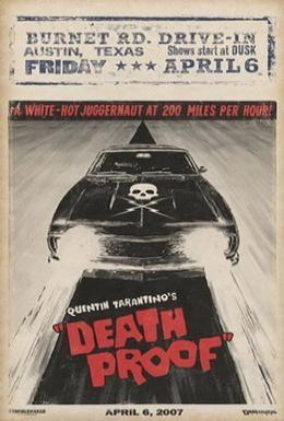 Постер фильма Доказательство смерти (2007)