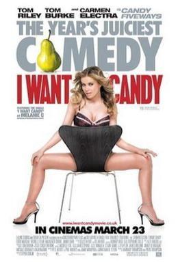 Постер фильма Я хочу конфетку (2007)