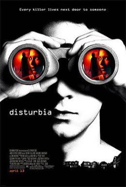 Постер фильма Паранойя (2007)