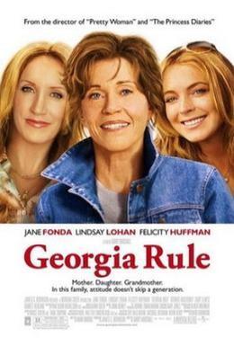 Постер фильма Крутая Джорджия (2007)