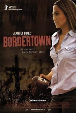 Постер фильма Город на границе (2006)
