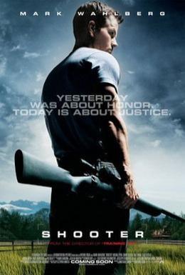 Постер фильма Стрелок (2007)