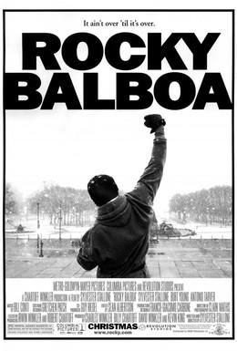 Постер фильма Рокки Бальбоа (2006)
