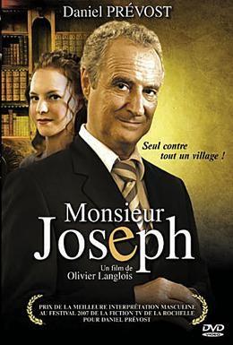 Постер фильма Месье Жозеф (2007)