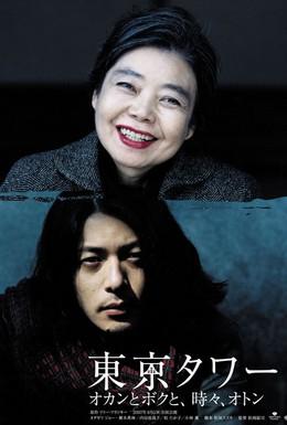 Постер фильма Башня Токио: Мама и я, и иногда папа (2007)