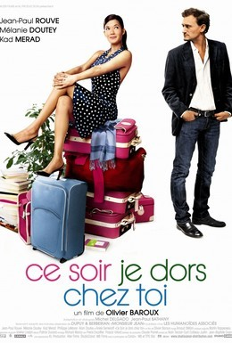 Постер фильма Сегодня ночью я сплю с тобой (2007)