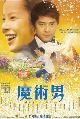 Постер фильма Фокусник (2007)