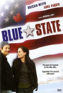 Постер фильма Синий штат (2007)