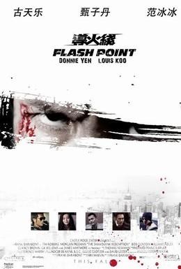 Постер фильма Горячая точка (2007)