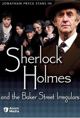 Постер фильма Шерлок Холмс и чумазые сыщики с Бэйкер-стрит (2007)