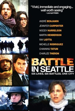 Постер фильма Битва в Сиэтле (2007)
