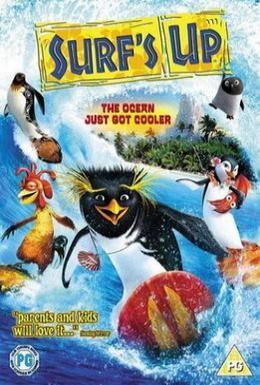 Постер фильма Лови волну! (2007)