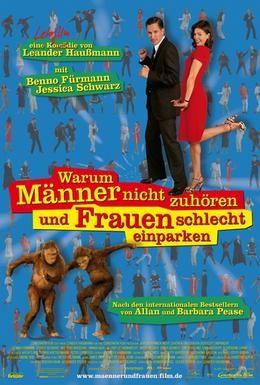 Постер фильма Почему мужчины никогда не слушают, а женщины не умеют парковаться (2007)