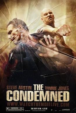 Постер фильма Приговоренные (2007)