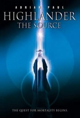 Постер фильма Горец: Источник (2007)