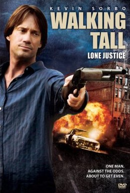Постер фильма Широко шагая 3: Правосудие в одиночку (2007)