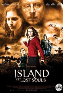Постер фильма Остров потерянных душ (2007)