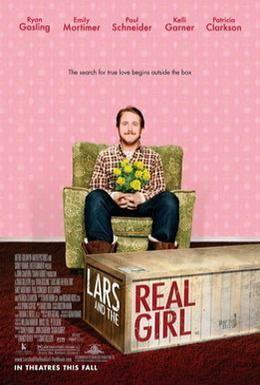 Постер фильма Ларс и настоящая девушка (2007)