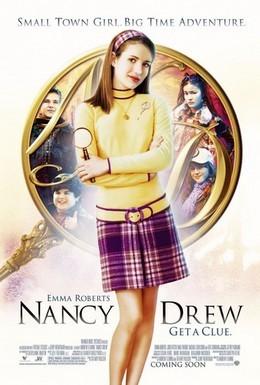 Постер фильма Нэнси Дрю (2007)