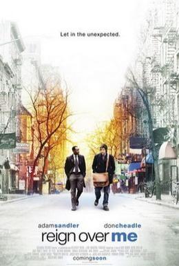 Постер фильма Опустевший город (2007)